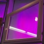 Janela 01 folha de abrir em angulo